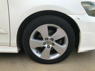2008 Toyota Aurion GSV40R Sportivo SX6 White 6 Speed Sports Automatic Sedan