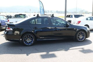 2012 Ford Falcon FG MkII XR6 Black 6 Speed Sports Automatic Sedan