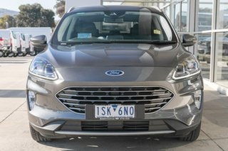 2020 Ford Escape ZH 2020.75MY Grey 8 Speed Sports Automatic SUV.
