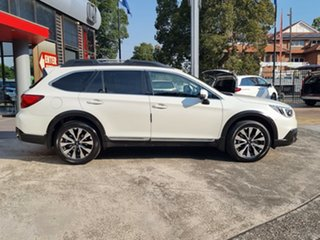 2015 Subaru Outback B6A MY15 3.6R CVT AWD White 6 Speed Constant Variable Wagon