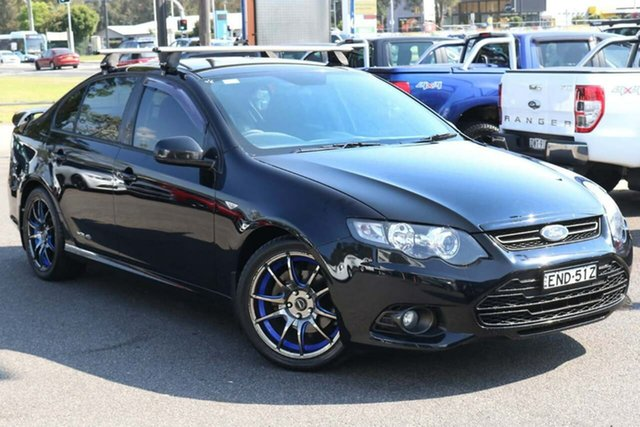 Used Ford Falcon FG MkII XR6 West Gosford, 2012 Ford Falcon FG MkII XR6 Black 6 Speed Sports Automatic Sedan