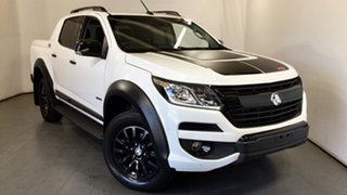 2019 Holden Colorado RG MY20 Z71 Pickup Crew Cab White 6 Speed Sports Automatic Utility.