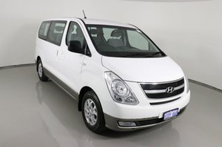 2014 Hyundai iMAX TQ MY13 White 4 Speed Automatic Wagon