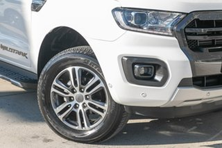 2020 Ford Ranger PX MkIII 2020.75MY Wildtrak White 10 Speed Sports Automatic Double Cab Pick Up.