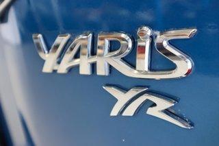 2013 Toyota Yaris NCP130R YR Blue 5 Speed Manual Hatchback
