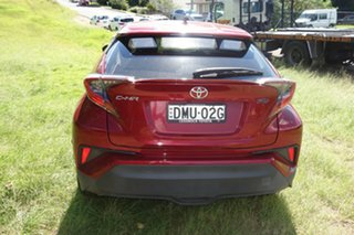 2017 Toyota C-HR NGX10R S-CVT 2WD Maroon 7 Speed Constant Variable Wagon