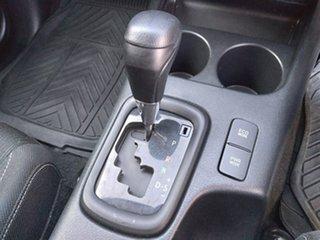 2017 Toyota Hilux GUN126R SR Double Cab Black 6 Speed Sports Automatic Utility