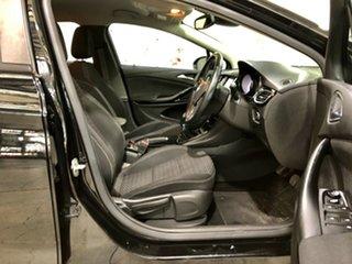 2016 Holden Astra BK MY17 RS Black 6 Speed Manual Hatchback