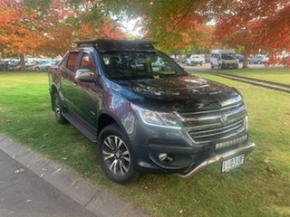 2018 Holden Colorado RG MY18 LTZ Pickup Crew Cab Dark Shadow 6 Speed Sports Automatic Utility.