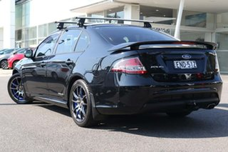 2012 Ford Falcon FG MkII XR6 Black 6 Speed Sports Automatic Sedan.