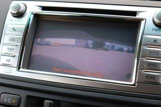2015 Toyota Hilux KUN26R MY14 SR Double Cab Glacier 5 speed Automatic Utility