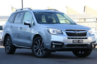 2017 Subaru Forester S4 MY17 2.5i-S CVT AWD Silver, Chrome 6 Speed Constant Variable Wagon.