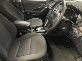 2016 Hyundai Santa Fe DM3 MY17 Active White 6 Speed Sports Automatic Wagon