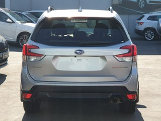 2018 Subaru Forester S5 MY19 2.5i CVT AWD Silver 7 Speed Constant Variable Wagon