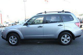 2012 Subaru Forester S3 MY12 X AWD Silver, Chrome 4 Speed Sports Automatic Wagon
