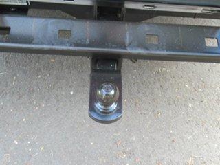 2010 Nissan Navara D40 ST-X Red 6 Speed Manual Utility