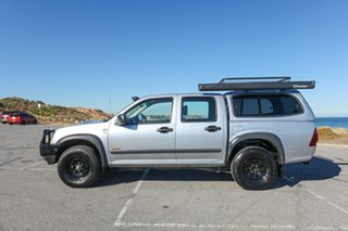 2007 Holden Rodeo RA MY07 LX Crew Cab Silver 5 Speed Manual Utility.