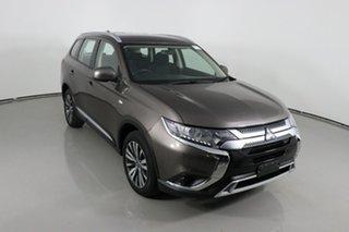 2019 Mitsubishi Outlander ZL MY19 ES 7 Seat (AWD) Bronze Continuous Variable Wagon