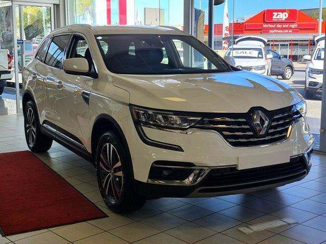 New Renault Koleos HZG MY21 Zen X-tronic Nailsworth, 2021 Renault Koleos HZG MY21 Zen X-tronic Universal White 1 Speed Constant Variable Wagon