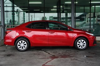 2016 Toyota Corolla ZRE172R Ascent S-CVT Red 7 Speed Constant Variable Sedan.