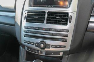 2016 Ford Falcon FG X XR6 Ute Super Cab Grey 6 Speed Sports Automatic Utility