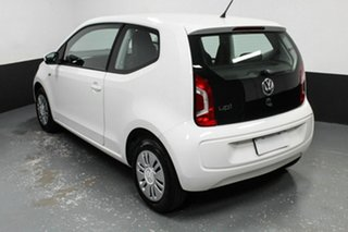 2013 Volkswagen UP! Type AA MY13 Candy White 5 Speed Manual Hatchback