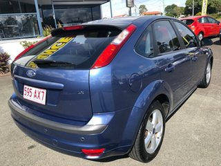 2006 Ford Focus LS LX Blue 4 Speed Sports Automatic Hatchback