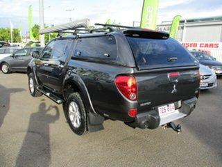 2013 Mitsubishi Triton GLXR 4x4 Grey 4 Speed Automatic Dual Cab