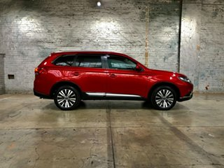 2019 Mitsubishi Outlander ZL MY19 ES AWD Maroon 6 Speed Constant Variable Wagon