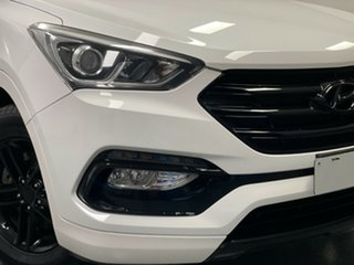 2016 Hyundai Santa Fe DM3 MY17 Active White 6 Speed Sports Automatic Wagon.