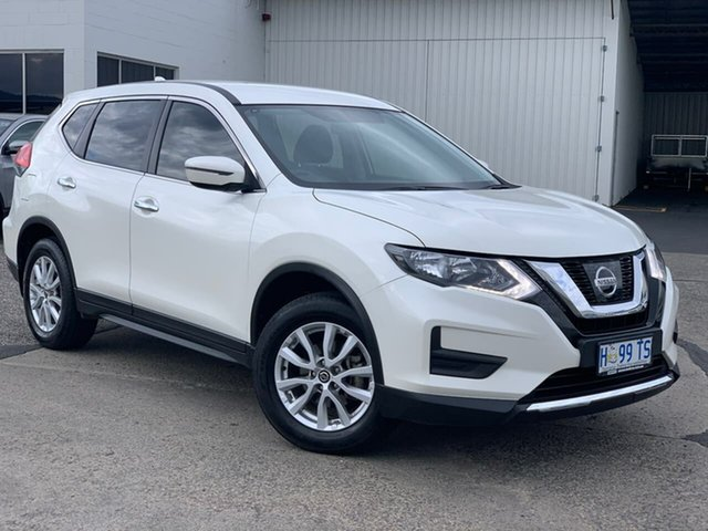 Used Nissan X-Trail T32 Series II ST X-tronic 4WD Moonah, 2019 Nissan X-Trail T32 Series II ST X-tronic 4WD White 7 Speed Constant Variable Wagon