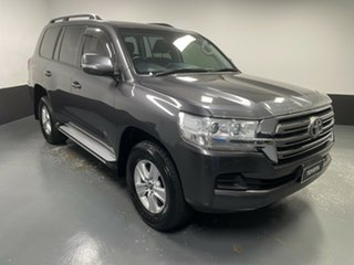 2017 Toyota Landcruiser VDJ200R GXL Grey 6 Speed Sports Automatic Wagon