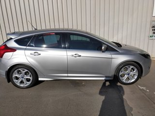 2013 Ford Focus LW MkII Sport PwrShift 6 Speed Sports Automatic Dual Clutch Hatchback.