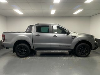 2019 Ford Ranger PX MkIII 2019.75MY Wildtrak Aluminium 10 Speed Sports Automatic Double Cab Pick Up