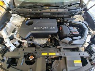 2021 Renault Koleos HZG MY21 Zen X-tronic Universal White 1 Speed Constant Variable Wagon
