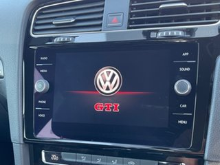 2018 Volkswagen Golf 7.5 MY18 GTI DSG Original White 6 Speed Sports Automatic Dual Clutch Hatchback