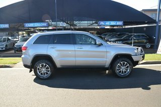 2014 Jeep Grand Cherokee WK MY15 Limited (4x4) Silver 8 Speed Automatic Wagon.