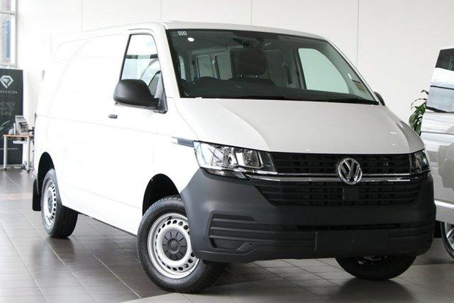 New Volkswagen Transporter T6.1 MY21 TDI340 SWB DSG Victoria Park, 2021 Volkswagen Transporter T6.1 MY21 TDI340 SWB DSG Candy White 7 Speed