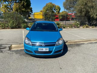 2005 Holden Astra AH MY05 CDX Blue 4 Speed Automatic Coupe