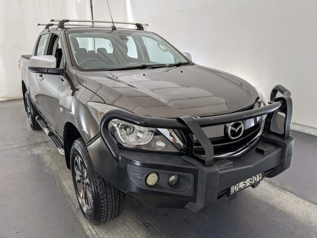 Used Mazda BT-50 UR0YF1 XTR Maryville, 2016 Mazda BT-50 UR0YF1 XTR Grey 6 Speed Sports Automatic Utility