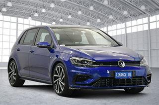 2020 Volkswagen Golf 7.5 MY20 R DSG 4MOTION Final Edition Lapiz Blue 7 Speed.