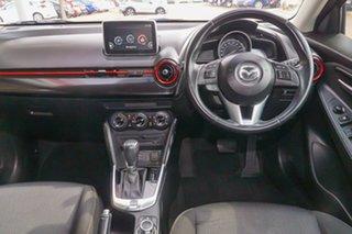 2015 Mazda 2 DL2SAA Maxx SKYACTIV-Drive Silver 6 Speed Sports Automatic Sedan