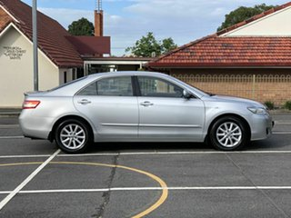 2009 Toyota Camry ACV40R MY10 Altise Silver 5 Speed Automatic Sedan.