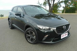 2018 Mazda CX-3 DK2W76 Neo SKYACTIV-MT FWD Sport Black 6 Speed Manual Wagon.