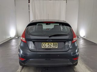 2010 Ford Fiesta WS CL Grey 4 Speed Automatic Hatchback