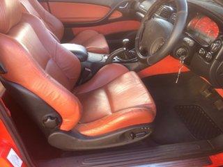2002 Holden Monaro V2 CV8 Orange 6 Speed Manual Coupe