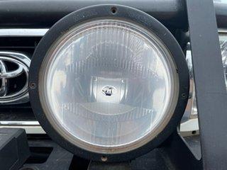 2011 Troopcarrier Toyota Landcruiser White Motor Camper