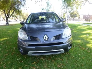 2010 Renault Koleos H45 Dynamique Grey Constant Variable Wagon.