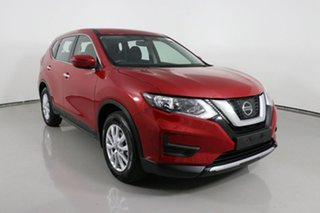 2019 Nissan X-Trail T32 Series 2 ST (4WD) Red Continuous Variable Wagon.
