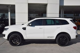 2020 Ford Everest UA II 2020.25MY Sport White 10 Speed Sports Automatic SUV